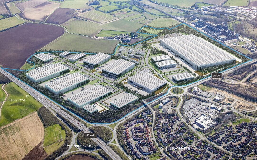 Community invited to give feedback on plans for major new regional Business Park